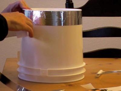 Making a Leyden Jar
