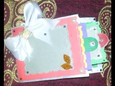 Mini Scrapbook - Cute Easy Perfect