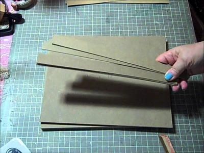 Paper Organizer Tutorial Part 1 - SWMB DT Project!