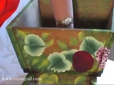 Pintura decorativa   Cristina Aguilera