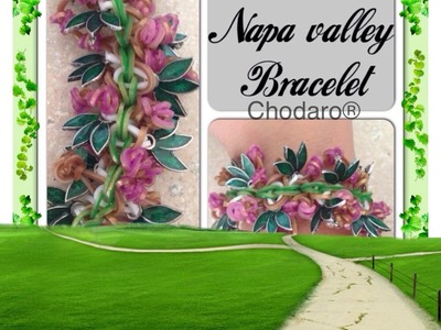 Rainbow Loom Napa Valley Bracelet Tutorial