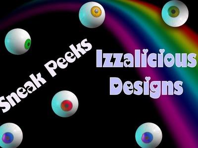 Rainbow Loom Sneak Peeks of Designs - Preview of tutorials coming soon!