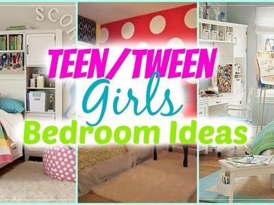 Teenage Girl Bedroom Ideas + Decorating Tips