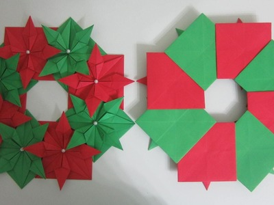 TUTORIAL - Christmas Wreath