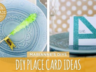 5 DIY Place Card Ideas - HGTV Handmade