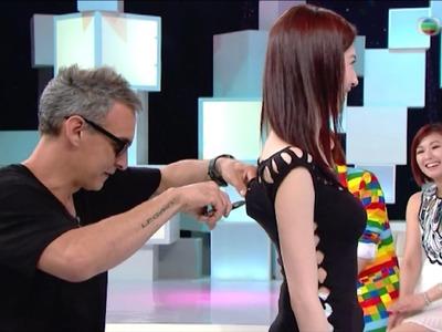 "Adam Saaks on Hong Kong TV Show ""'All Things Girl"""