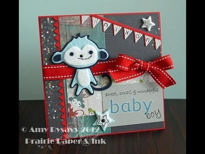AmyRs 2012 Baby Card Series - Card 2
