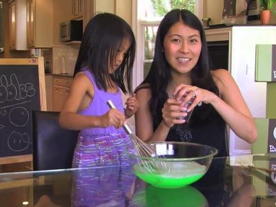 BabbaCo DIY: Make Your Own Blow Bubbles