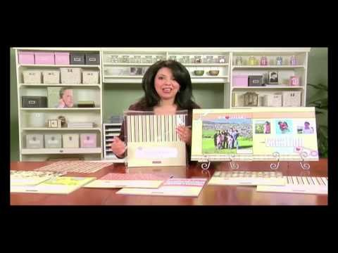 Crisscrossed Kits: Combining Paper Packets S01E18, Part 3 of 5