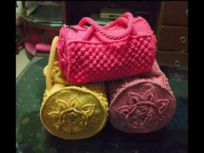 Crochet bag| Free |Simplicity Patterns|82