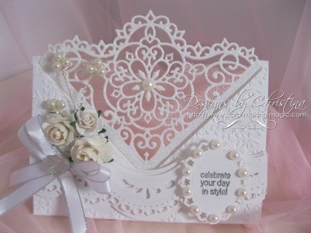 Decorative Blossoms Corner  (card-making-magic.com)