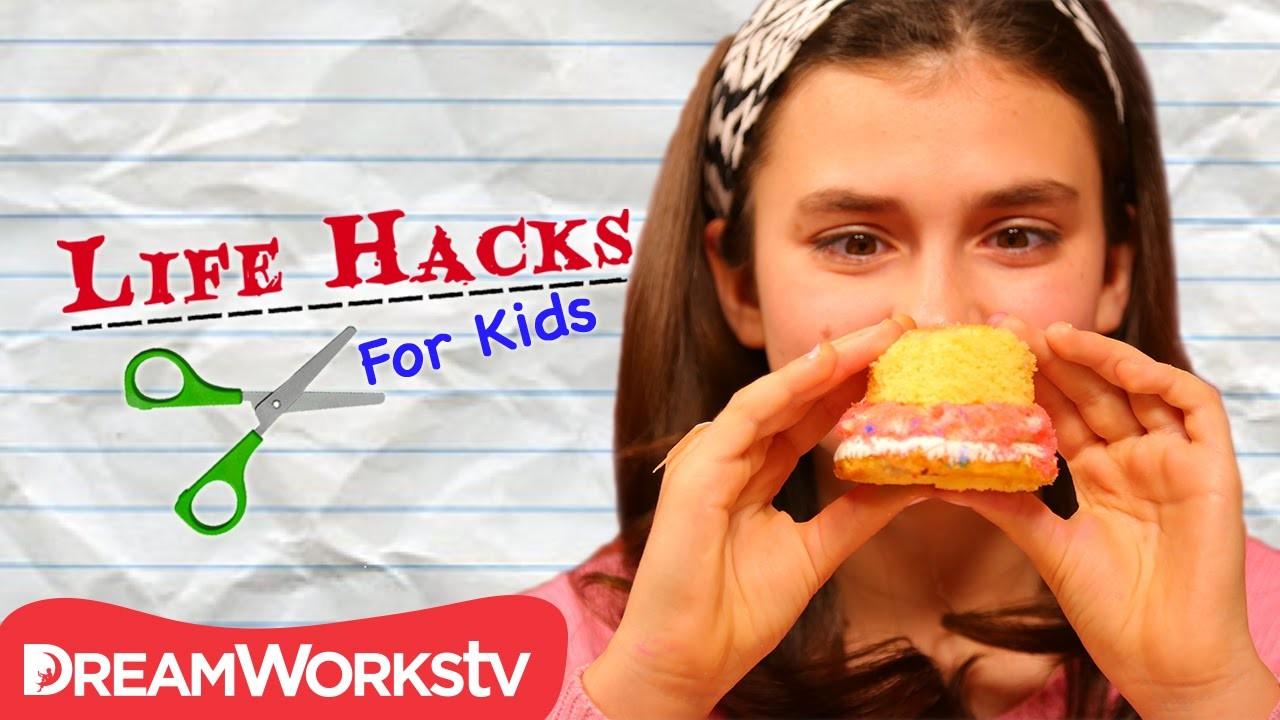 Dessert Hacks I LIFE HACKS FOR KIDS
