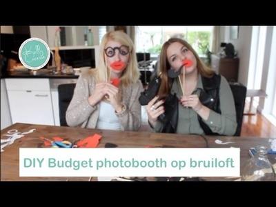 DIY budget Photobooth voor je bruiloft maken | Wedding |    Kelly caresse