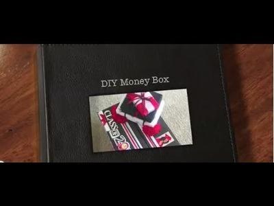 DIY Card.Money Box