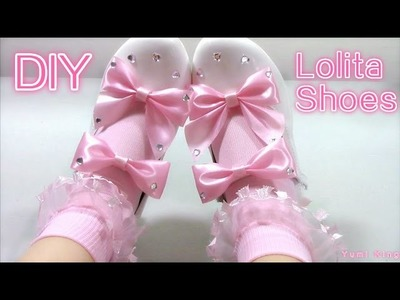 DIY Lolita Shoes
