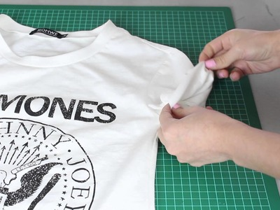 DIY PERSONALIZA TUS CAMISETAS (3 Ideas) Fashion Riot