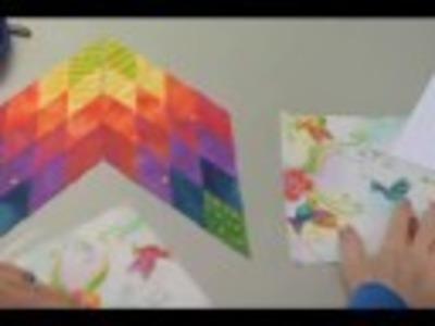 DVD TRAILER: Jan Krentz Teaches You to Make Lone Star Quilts—DVD