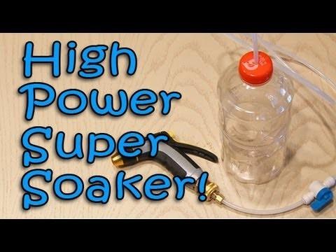 Hi-Power Super Soaker!