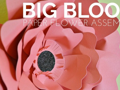 How to Assemble Recollections Big Blooms