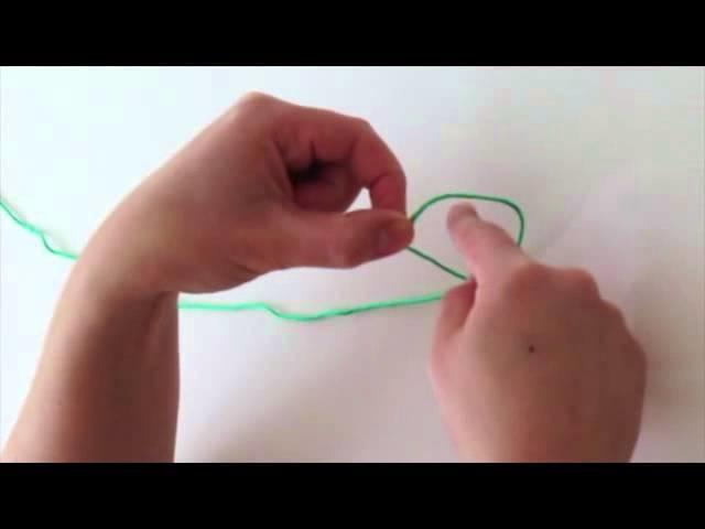 How to do a Slipknot for Crochet or Knitting