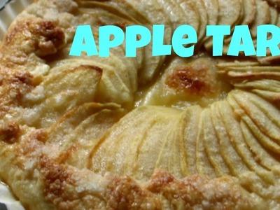 How to Make an Easy Apple Tart