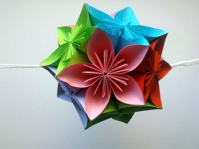How To Make Beautiful Paper Flower Decorations - DIY Crafts Tutorial - Guidecentral