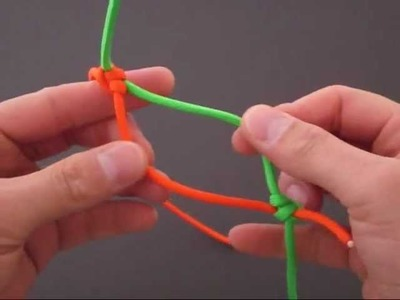 How to Tie the Pop Lock Knot (An Innovative Bend) by TIAT