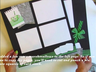 My Paper Pumpkin July 2015 Kit - Alternate Ideas Part 2