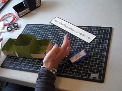 Origami Box part 2