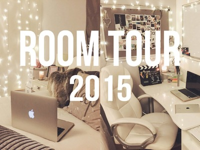 ROOM TOUR 2015 | Emmy Rosam