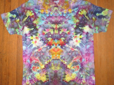 Secrets of Tie Dye: Psychedelic Mindscape - Part 3