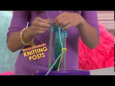 Smyths Toys - Knit's Cool Knitting Studio
