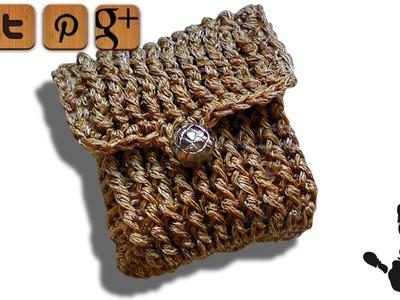 Sonja's bag crochet pattern - © Woolpedia