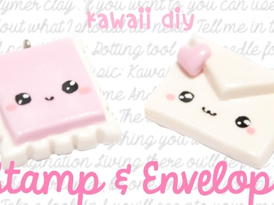 ^__^ Stamp & Envelope! Kawaii Friday 175