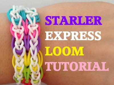STARLER EXPRESS Rainbow Loom Tutorial
