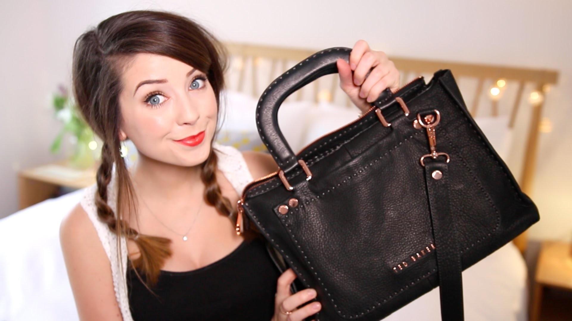 What's In My Handbag 2015 Edition | Zoella