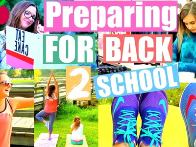 Back To School: DIY School Supplies, De-Stressing, Shopping & Organization Tips!