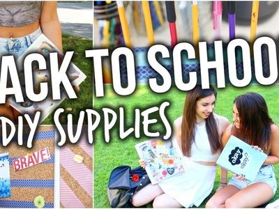 Back To School. DIY Tumblr Inspired School Supplies + GIVEAWAY
