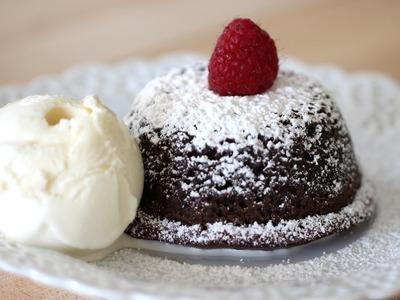 Beth's Foolproof Chocolate Lava Cake