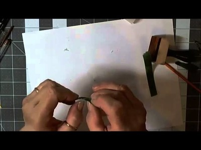 Card Making: Spellbinders Create a Lily Cards