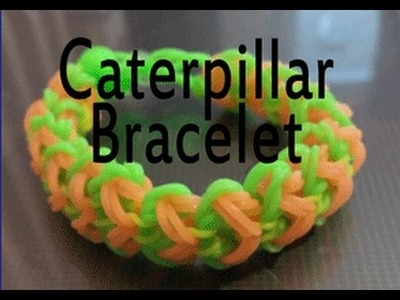 Caterpillar Bracelet on a TWO Forks