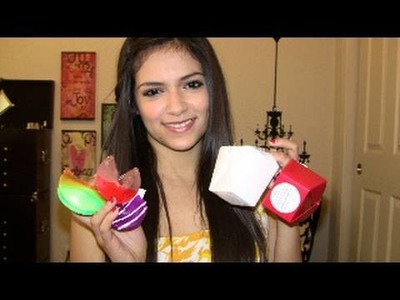 Cutest soap ever! - Fortune Cookie Soap (Part 1)