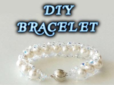 DIY BRACELET! EASY& CHEAP! Great DIY JEWELRY IDEA for yourself!