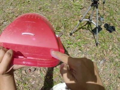 DIY How to Make a Livewell for Fishing Kayak