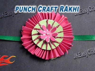 DIY Paper Rakhi for Raksha Bandhan | How to make |JK Easy Craft for kids 030