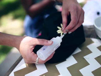 DIY SNAPBACK HAT: STYLISH ACCESS - CREATE + CULTIVATE