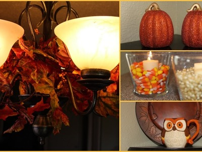 EASY DIY FALL DECORATIONS + GIVEAWAY!