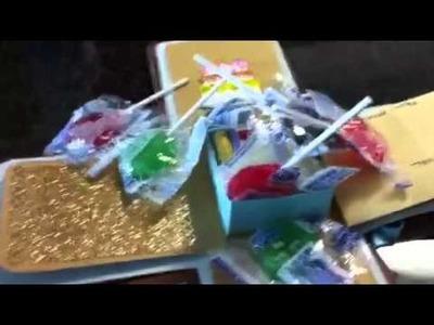 Explosion box (Birthday)