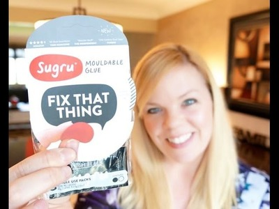 Fix, Hack & DIY anything with Sugru