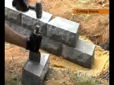 How to Cut Retaining Wall Blocks